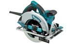 5007MGA - 7-1/4in. Magnesium Circular Saw, 15 AMP, L.E.D. Light, electric brake, case