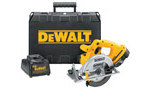 DC390K - 18V Circular Saw Kit