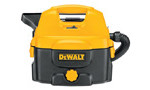 DC500 - 2 Gallon Cordless/Corded Wet Dry Vac
